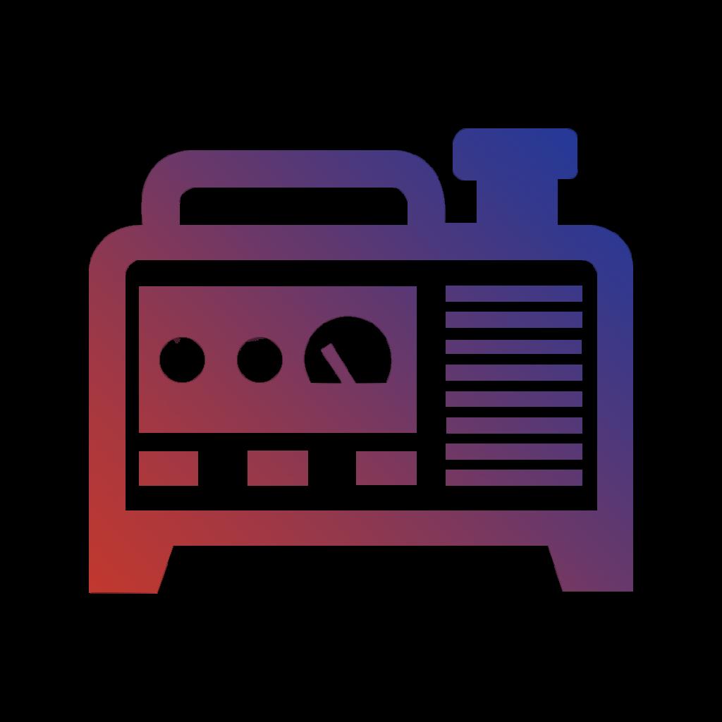 Diesel generators icon