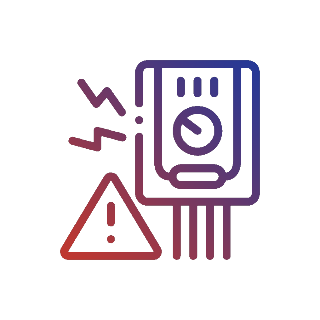 Fault finding icon
