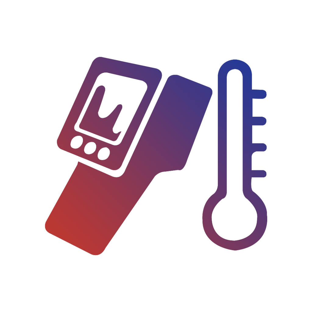 Thermography icon